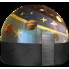 """Комплект """"Сферический Кинотеатр"""" 6м, цветной"""