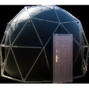 "Комплект ""Сферический Кинотеатр"" диаметр 5 метров, каркас снаружи"