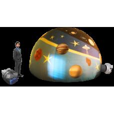 Мобильный планетарий S цветной