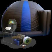Комплект планетария Медиум Комфорт (5 метров, шлюз)